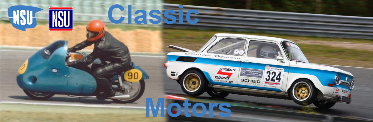 Classic Motors Wolfgang Schneider